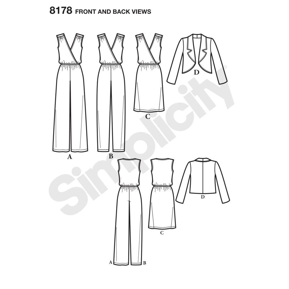 simplicity-sportswear-pattern-8178-front-back-view