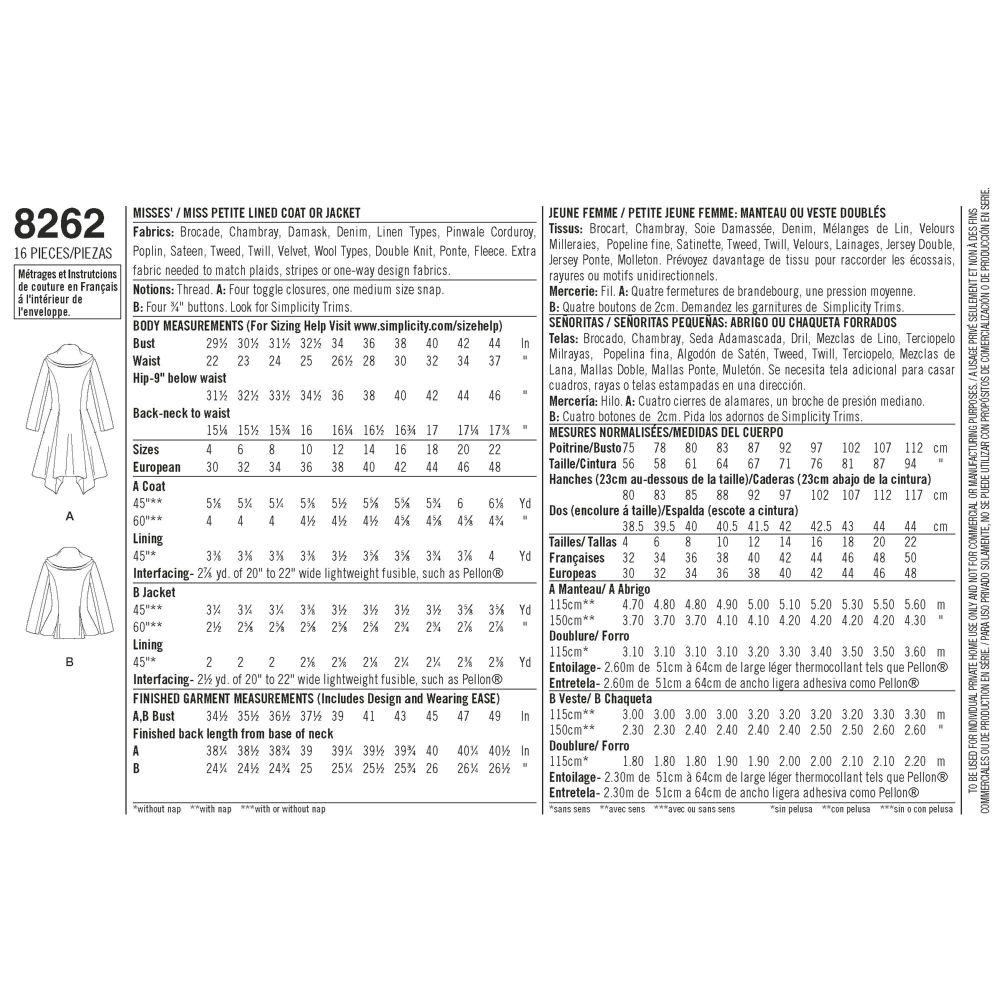 simplicity-jackets-coats-pattern-8262-envelope-back