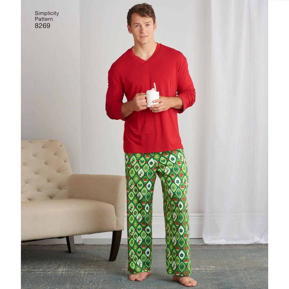 simplicity-sleepwear-pattern-8269-AV2A