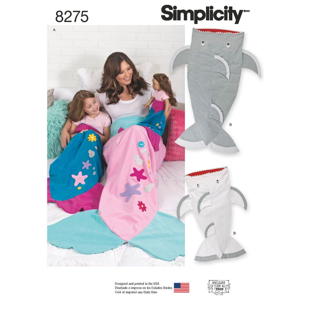 S8275 Simplicity sewing pattern A (ALL SIZES)