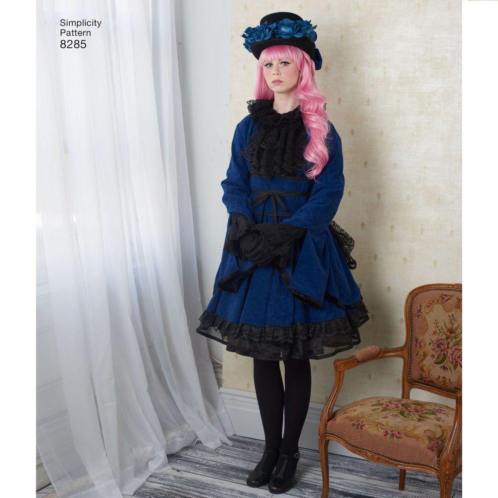 simplicity-costumes-pattern-8285-AV1