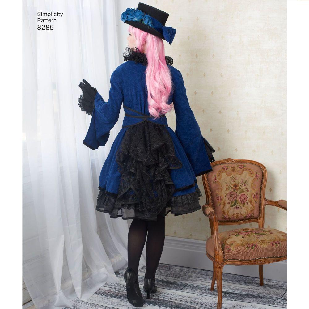 simplicity-costumes-pattern-8285-AV1A