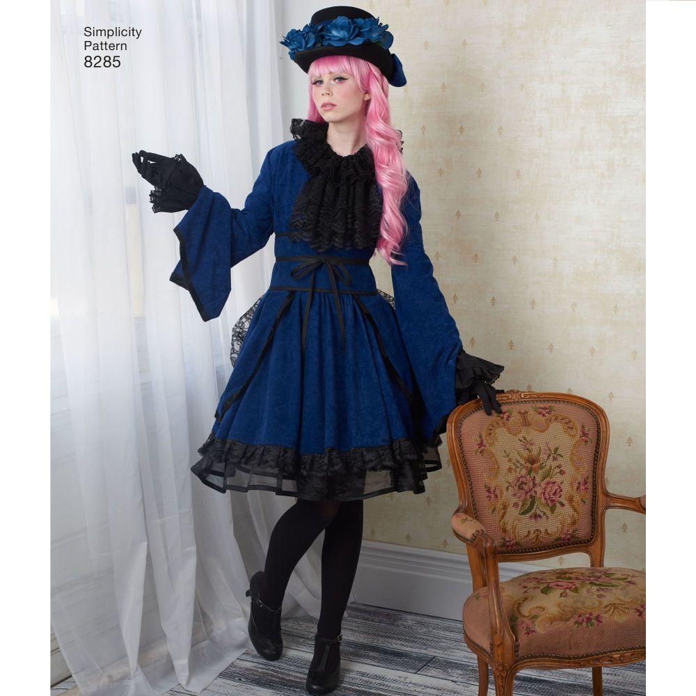 simplicity-costumes-pattern-8285-AV1B