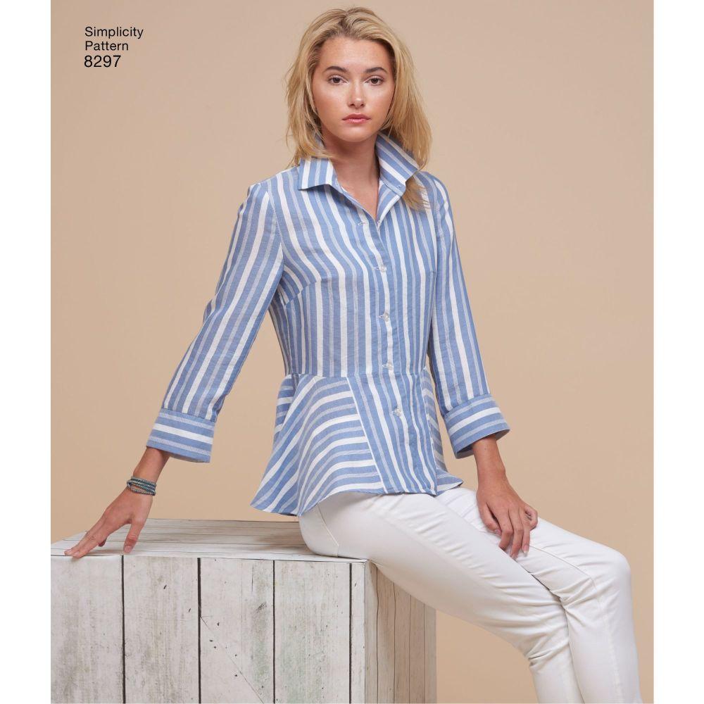 simplicity-top-vest-pattern-8297-AV1