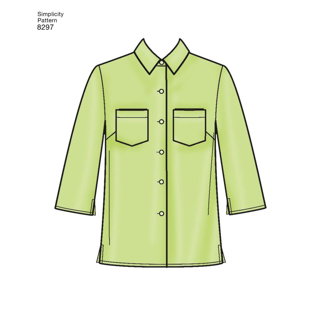 simplicity-top-vest-pattern-8297-AV4