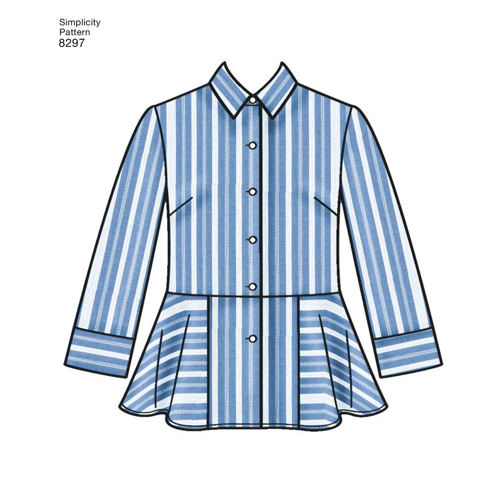 simplicity-top-vest-pattern-8297-AV5