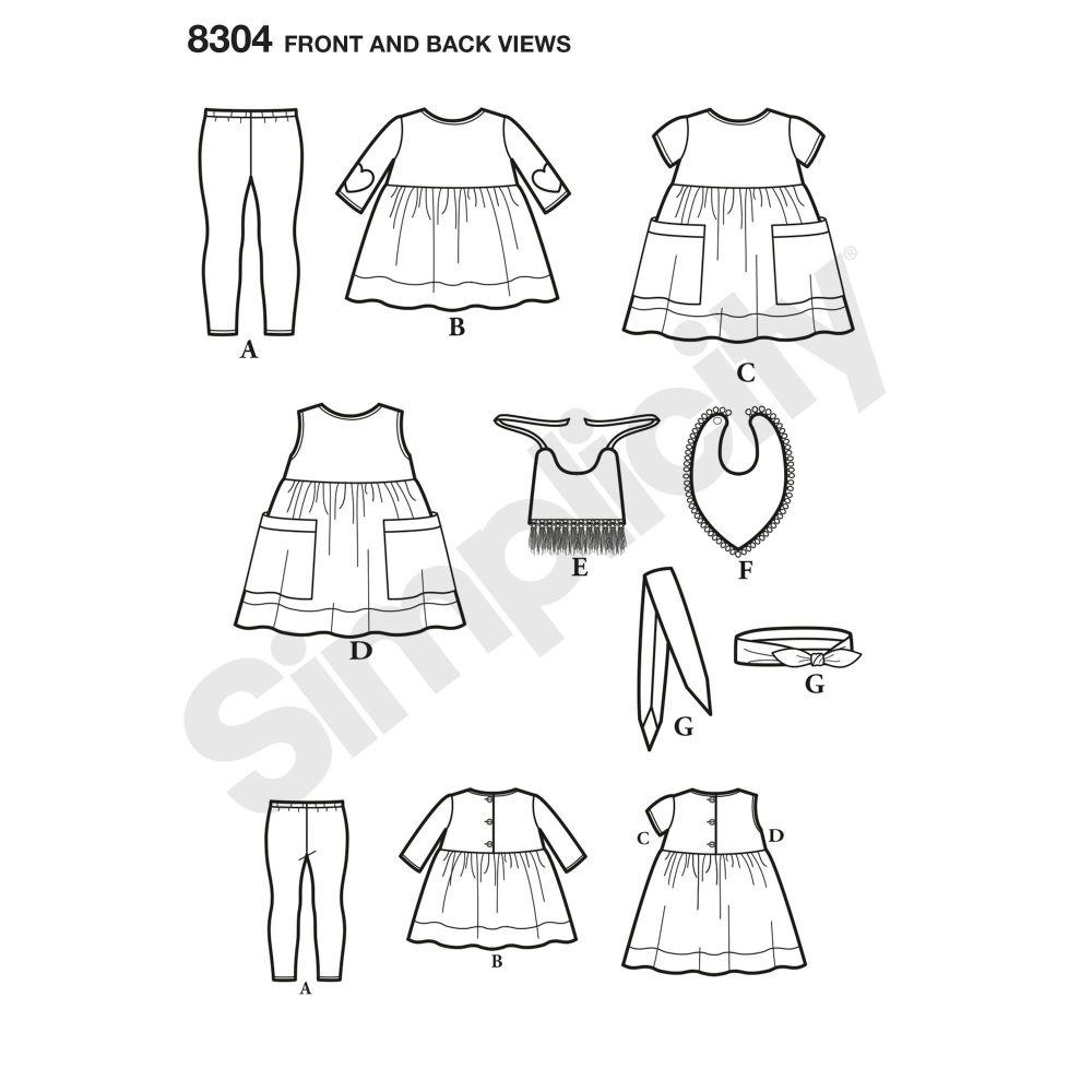 simplicity-sportswear-pattern-8304-front-back-view