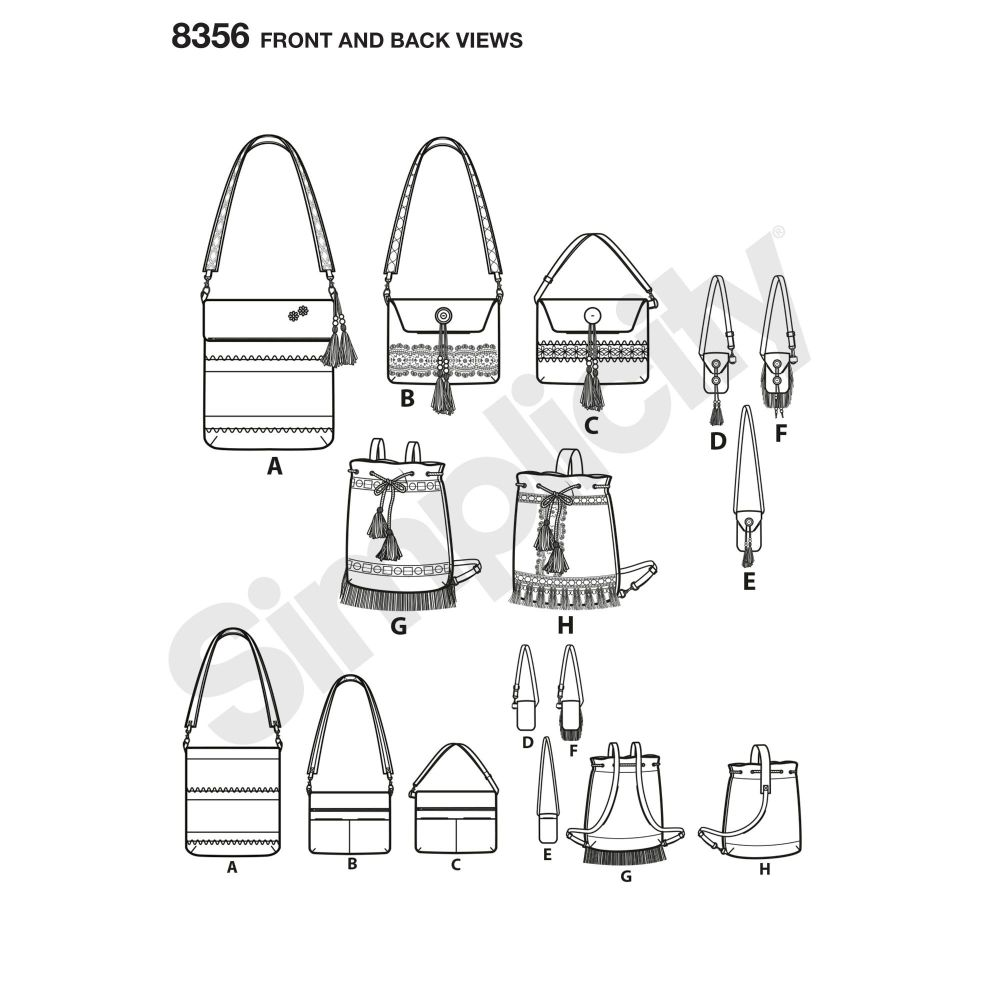 simplicity-festival-bags-pattern-8356-front-back-view