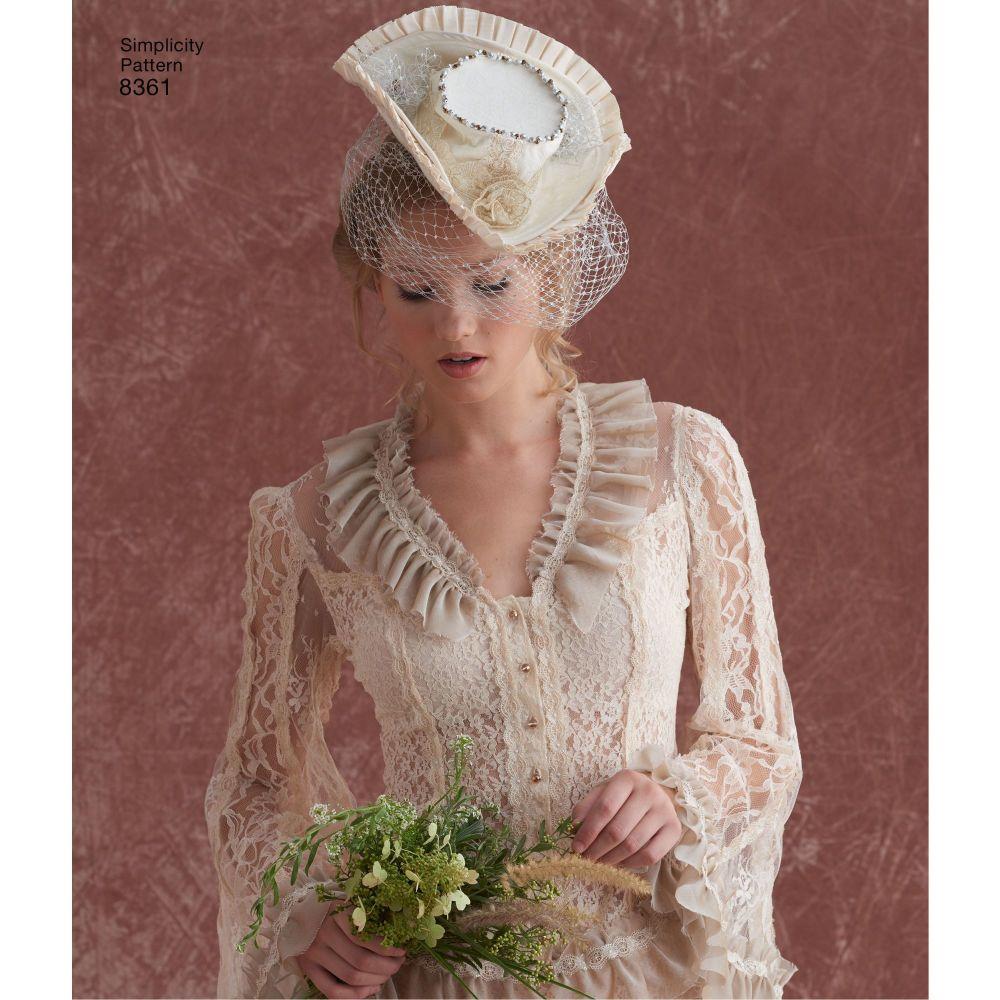 simplicity-costume-hat-pattern-8361-AV1