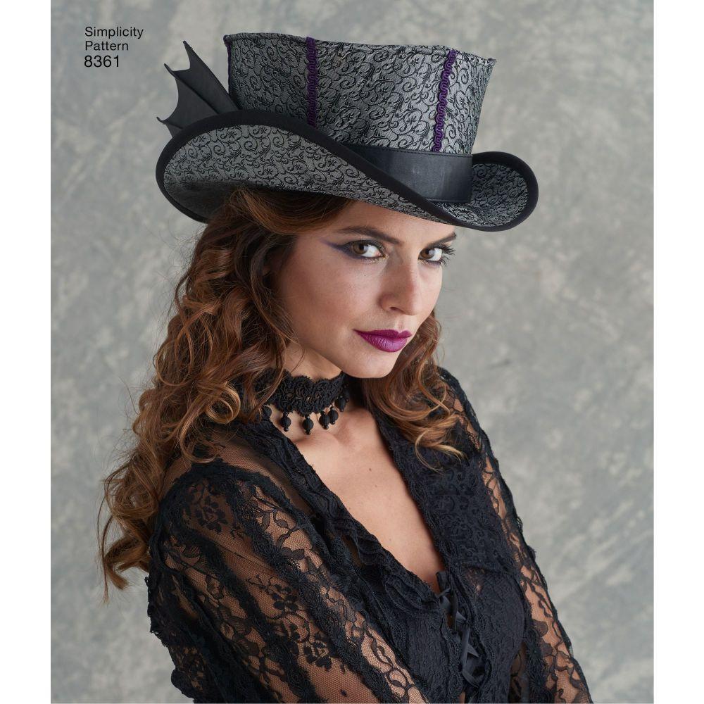 simplicity-costume-hat-pattern-8361-AV6
