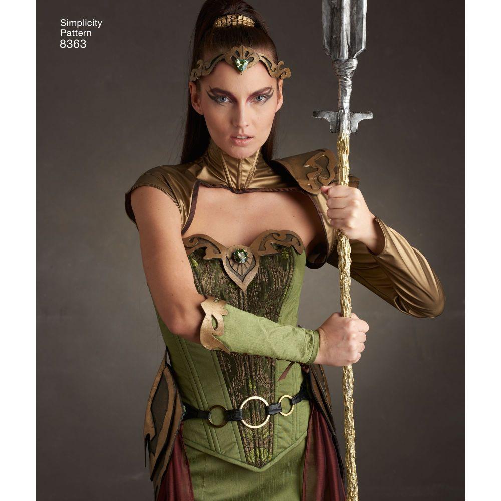 simplicity-fantasy-costume-pattern-8363-AV2