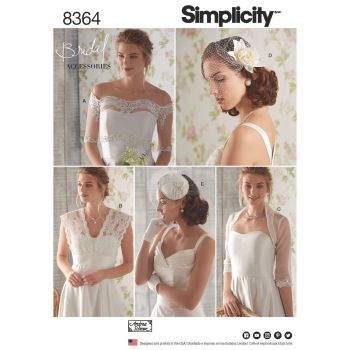 S8364 Simplicity sewing pattern H5 (6-8-10-12-14)