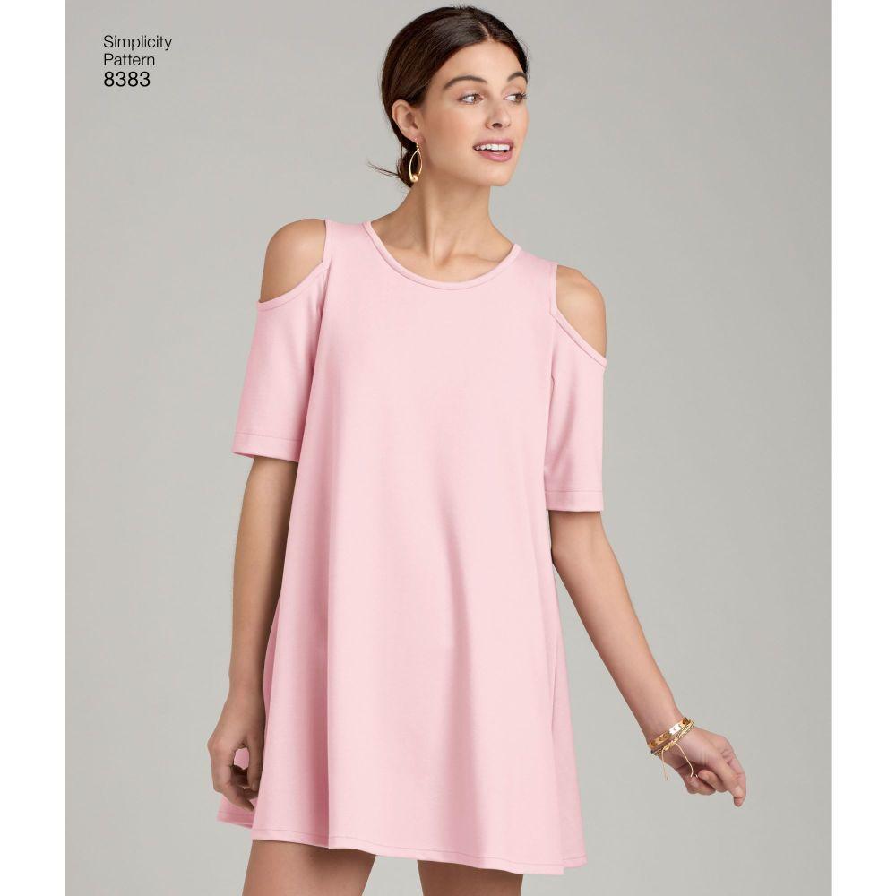 simplicity-dress-cold-shoulder-pattern-8383-AV1