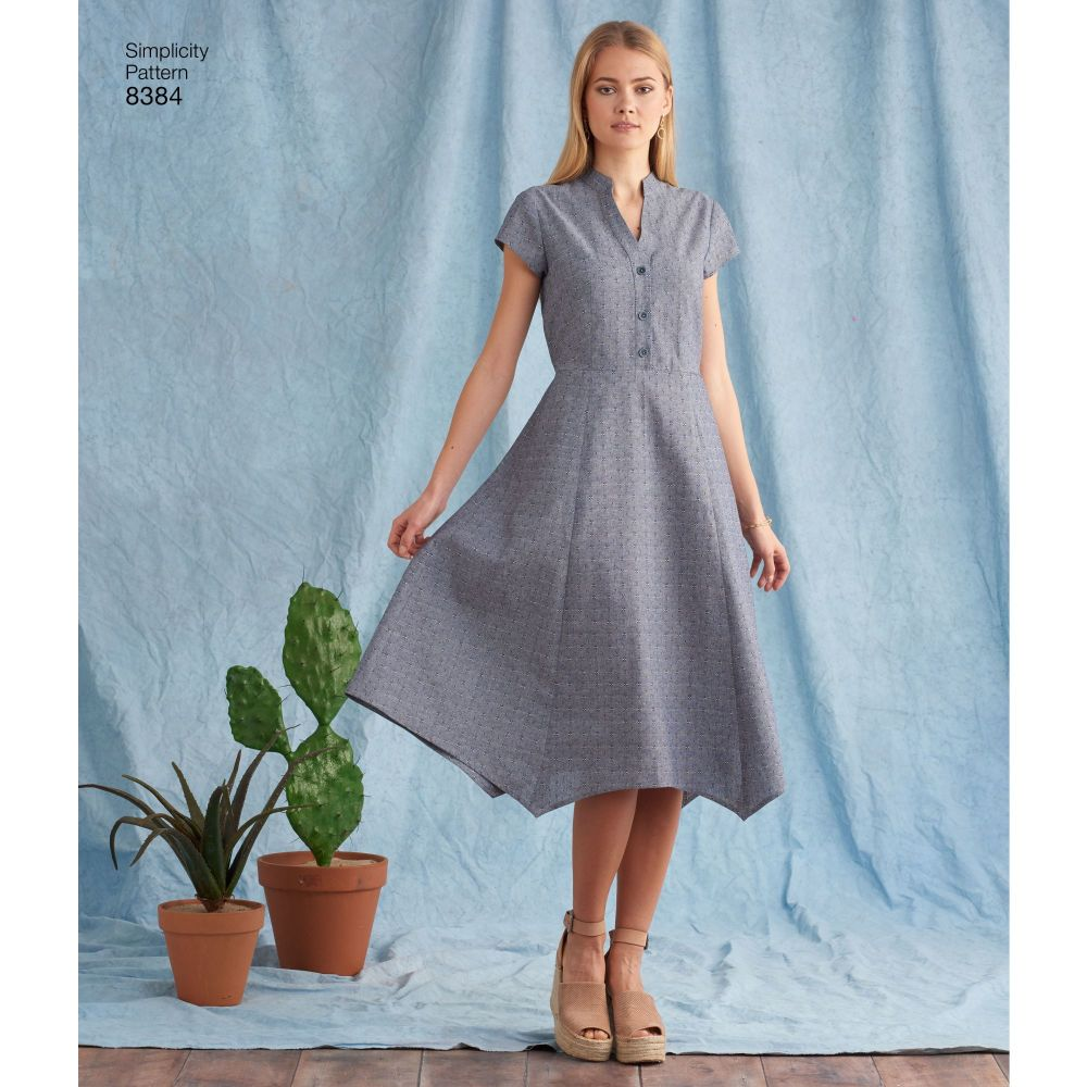 simplicity-shirt-dress-pattern-8384-AV1