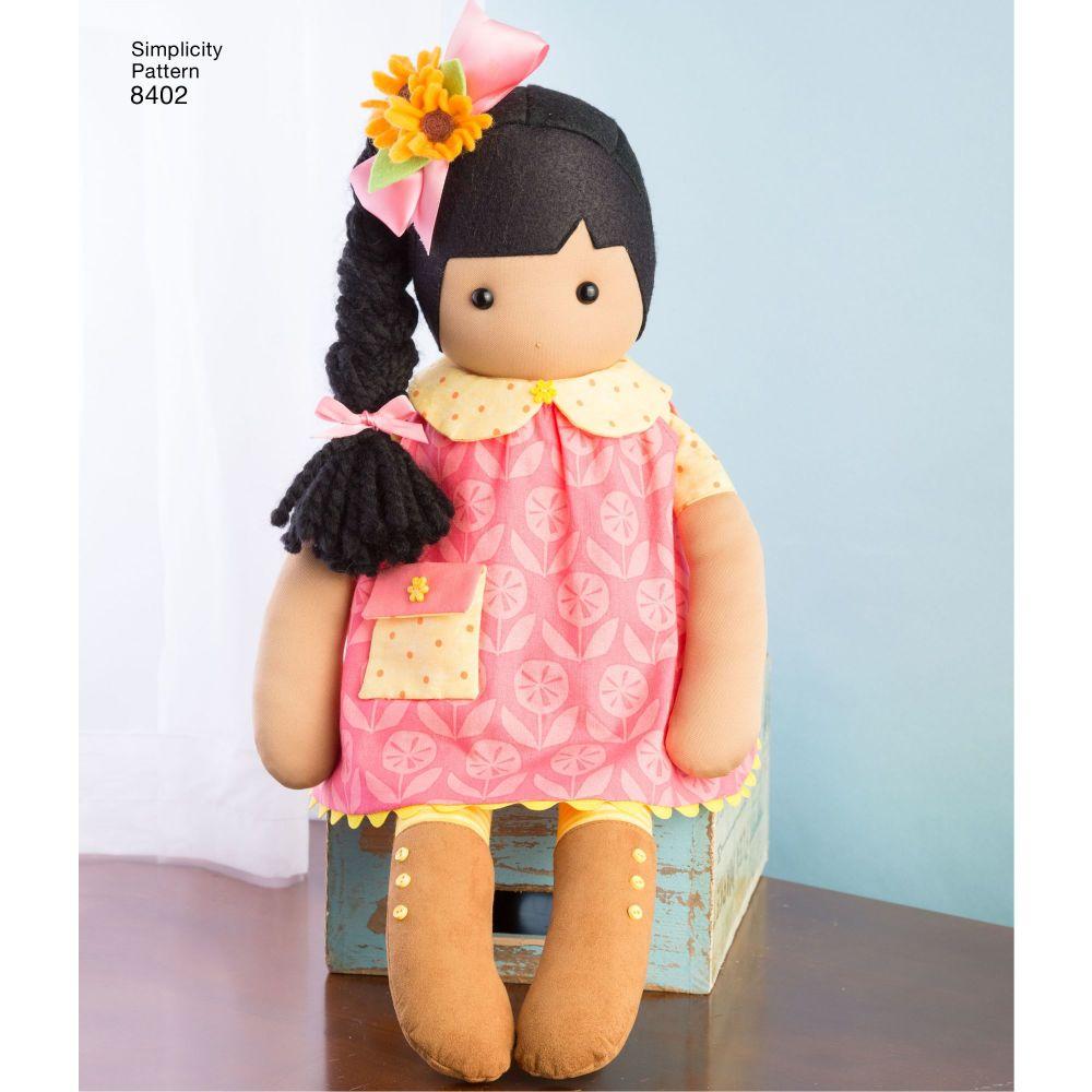 simplicity-stuffed-dolls-pattern-8402-AV2