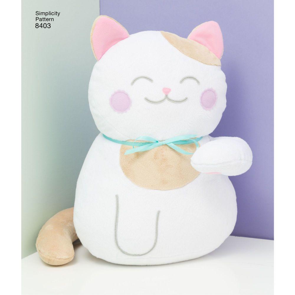 simplicity-stuffed-kitties-pattern-8403-AV1