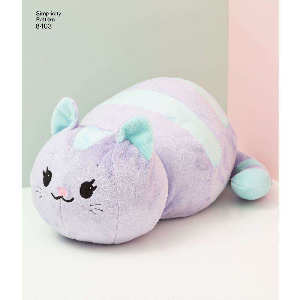 simplicity-stuffed-kitties-pattern-8403-AV6