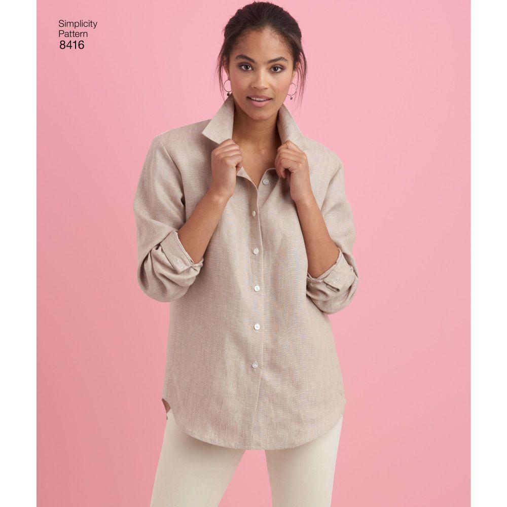 simplicity-top-vest-pattern-8416-AV1