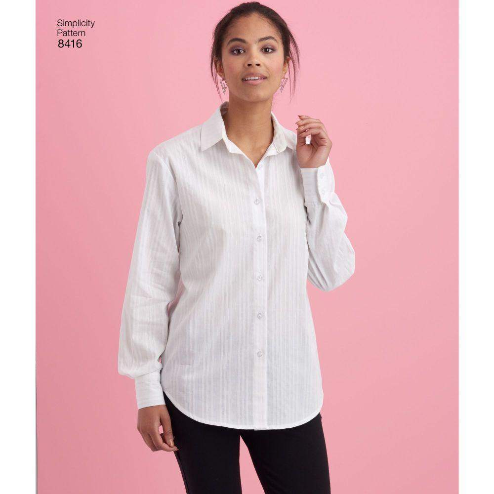 simplicity-top-vest-pattern-8416-AV3