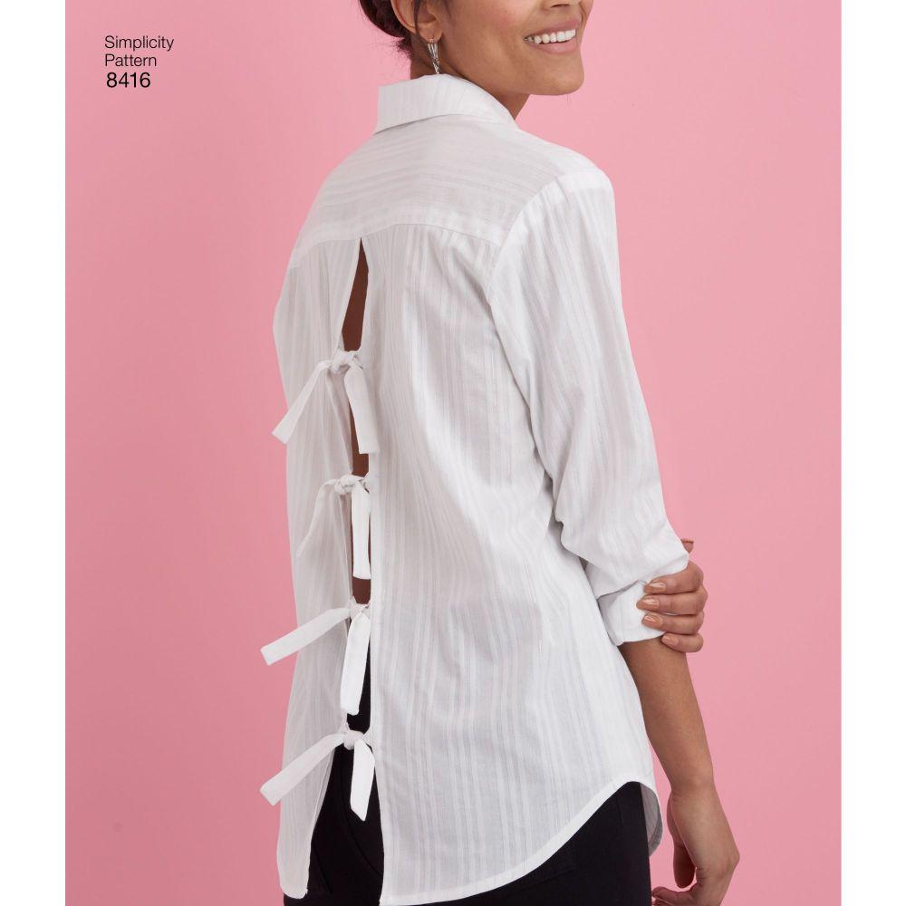 simplicity-top-vest-pattern-8416-AV5
