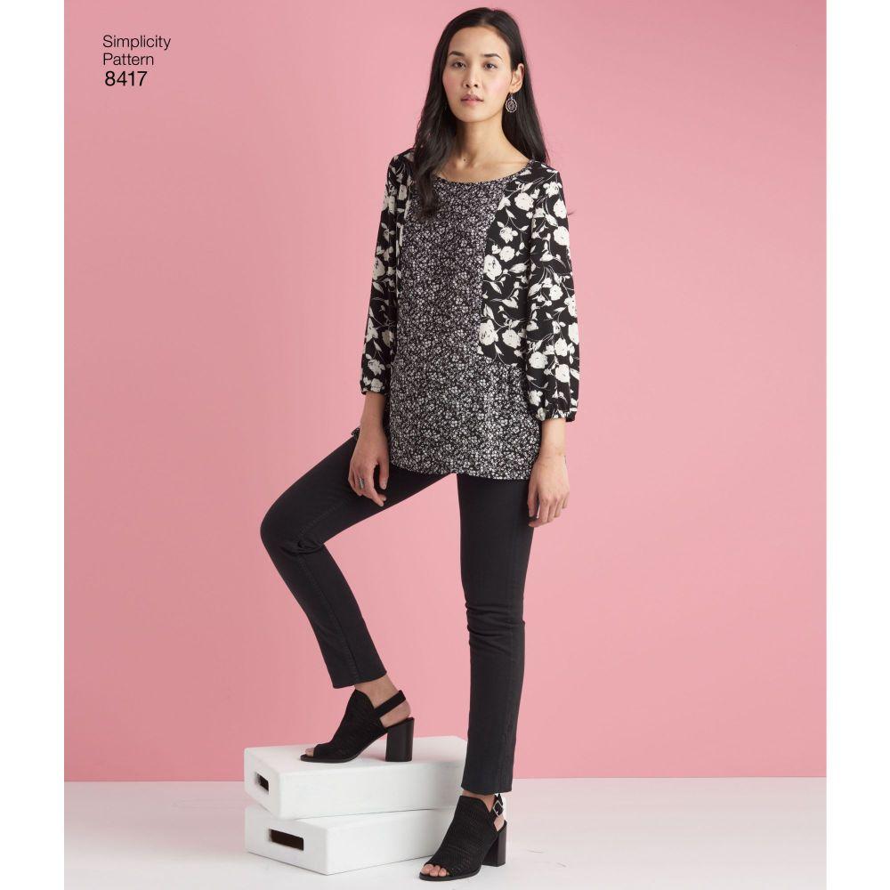 simplicity-top-vest-pattern-8417-AV1