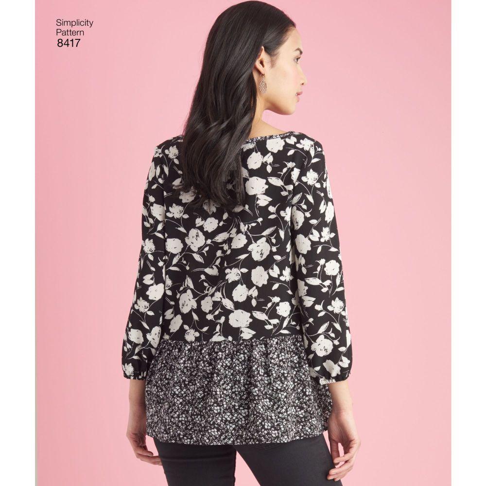 simplicity-top-vest-pattern-8417-AV3