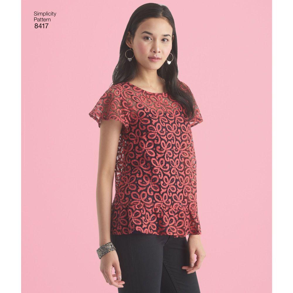 simplicity-top-vest-pattern-8417-AV5
