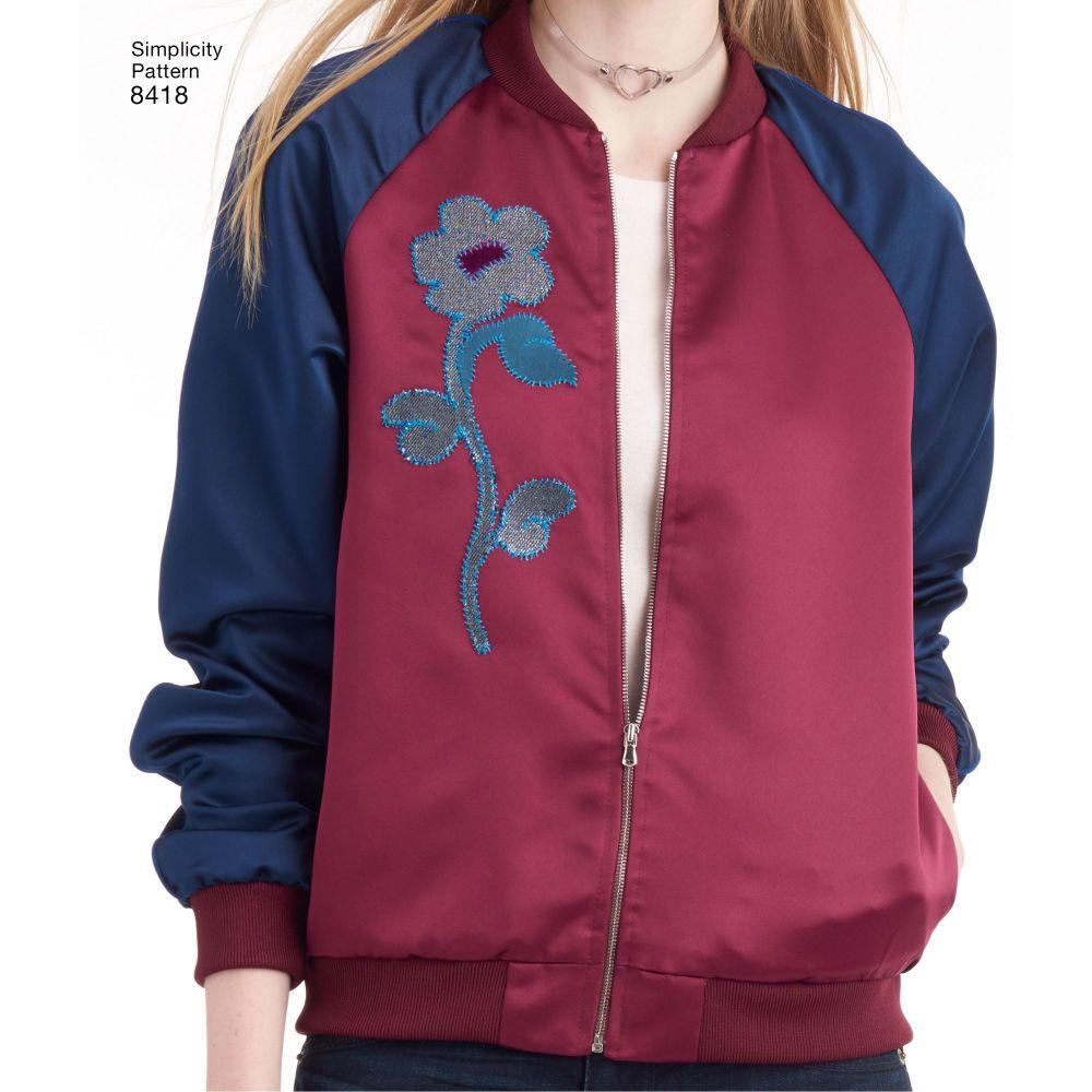 simplicity-bomber-jacket-pattern-8418-AV6