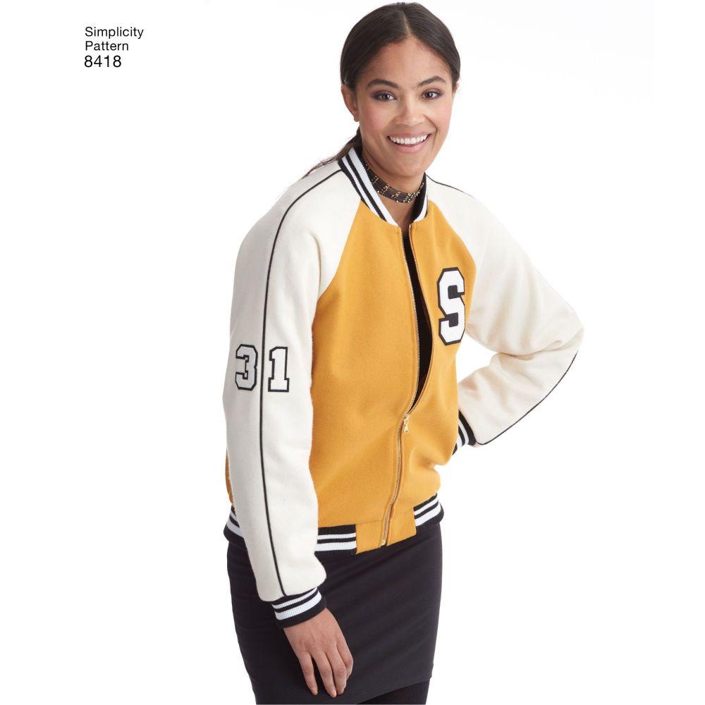 simplicity-bomber-jacket-pattern-8418-AV7
