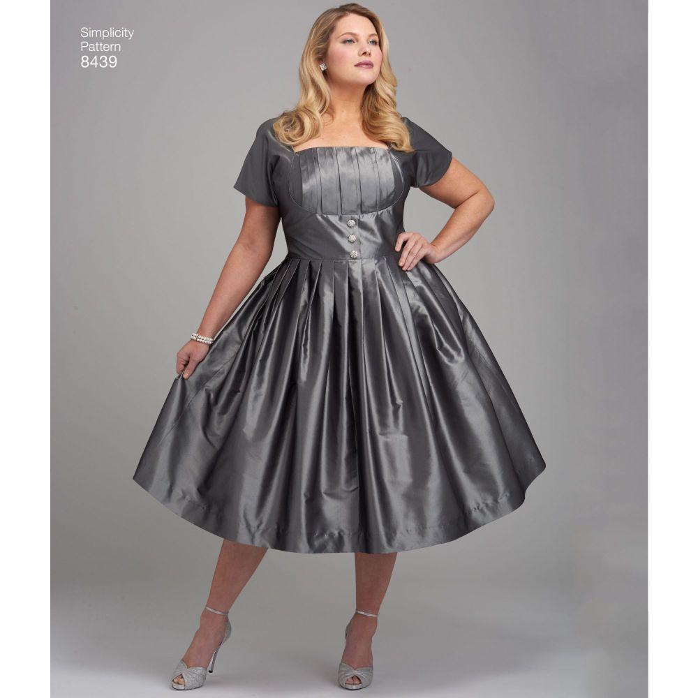simplicity-retro-dress-miss-plus-pattern-8439-AV3