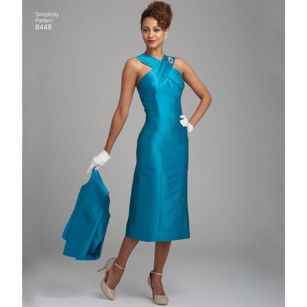 simplicity-vintage-1950s-rockabilly-dress-miss-pattern-844~1