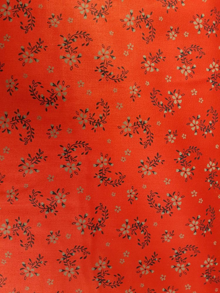 Cotton Romantico red reference TM2001-193