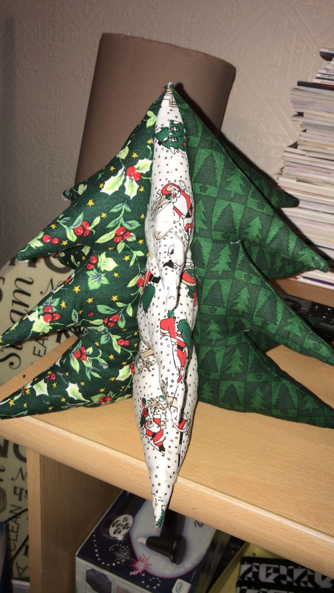 Debby's Patch xmas tree