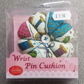 wrist pin cushion sewing design