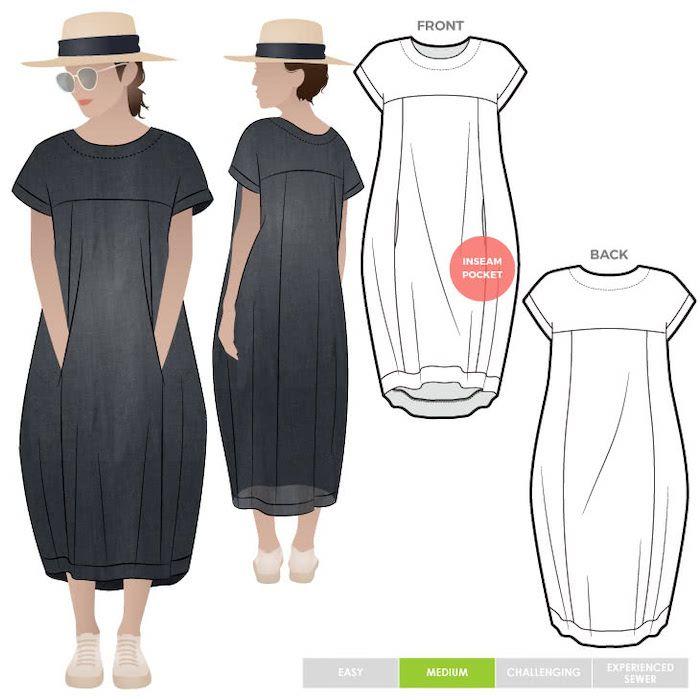Style ARC Sydney designer dress  S 4-16
