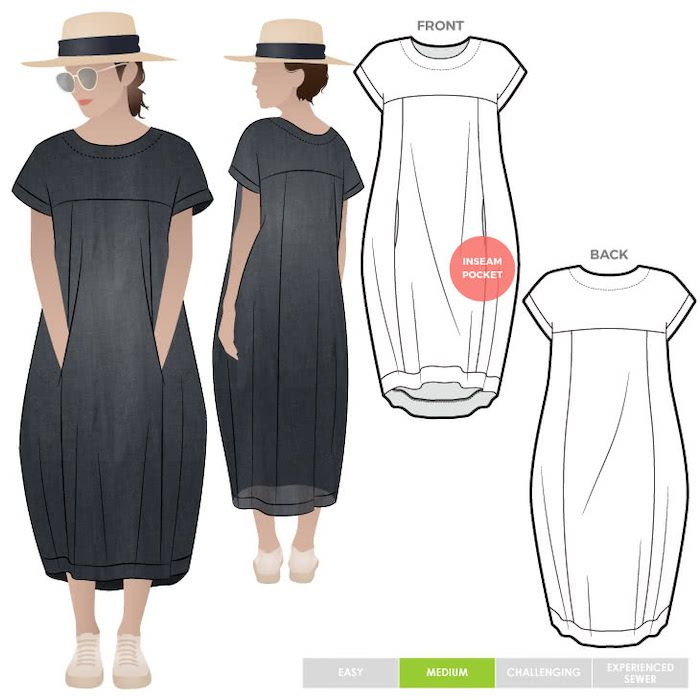 Style ARC Sydney designer dress  L 18-30