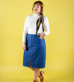Tilly and the buttons sewing pattern 1023 Ness 6 - 20 skirt