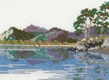 Derwent 14DD109 embroidery Dale designs range - Friars Crag