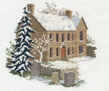 Derwent 14DD223 embroidery Dale designs range - Bronte Parsonage