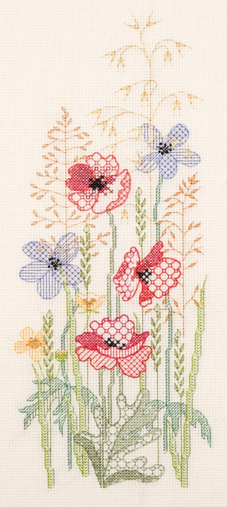 Derwent  SP02 embroidery Panels range - SP02