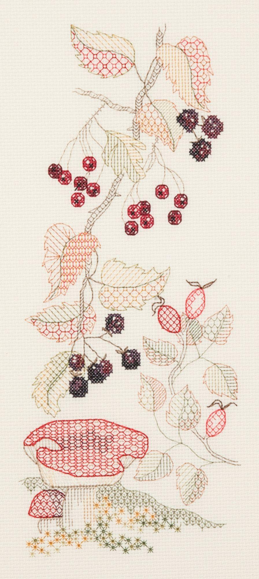 Derwent  SP03 embroidery Panels range - SP03