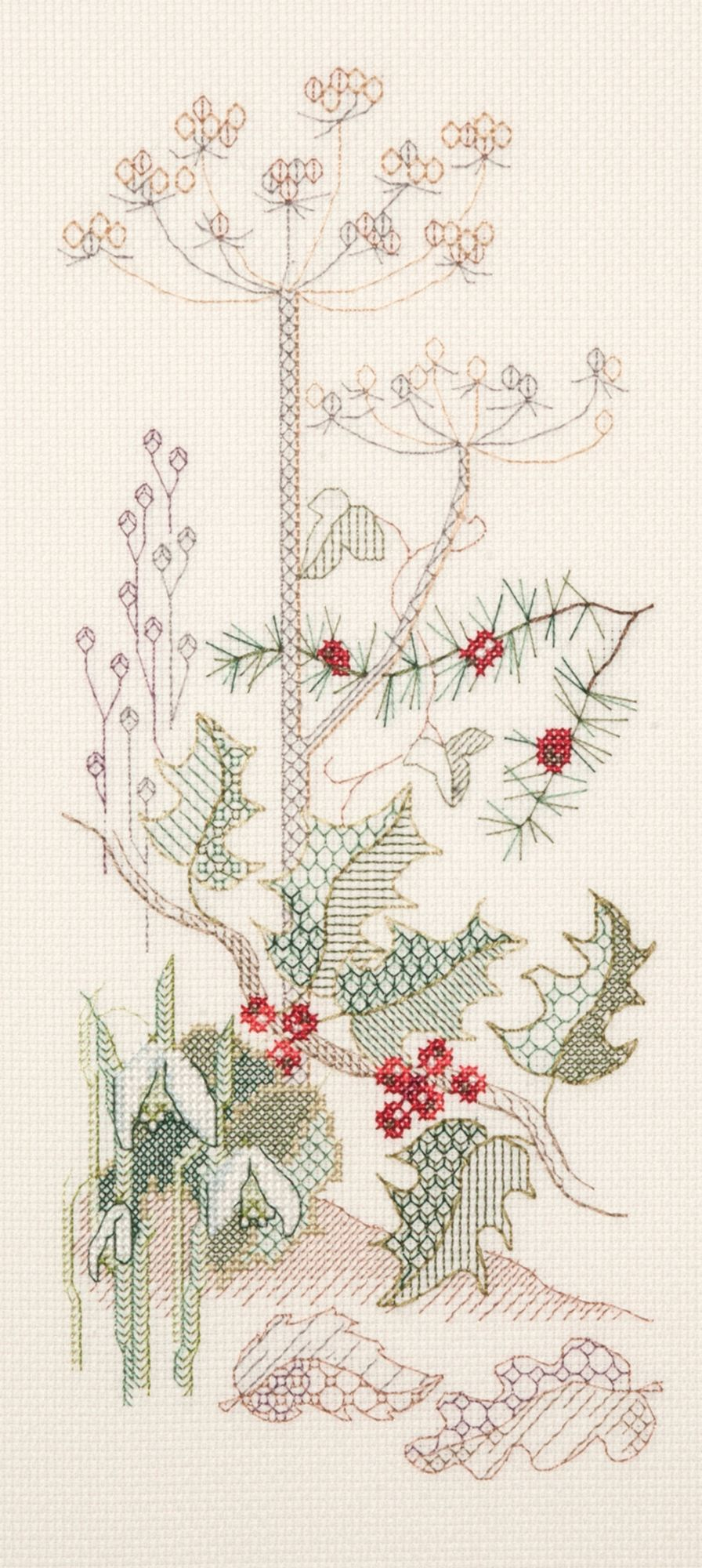 Derwent  SP04 embroidery Panels range - SP04