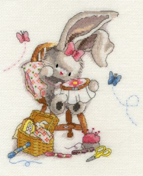Bothy threads XBB02 embroidery counted cross stitch range - Bebunni - Sewn With Love