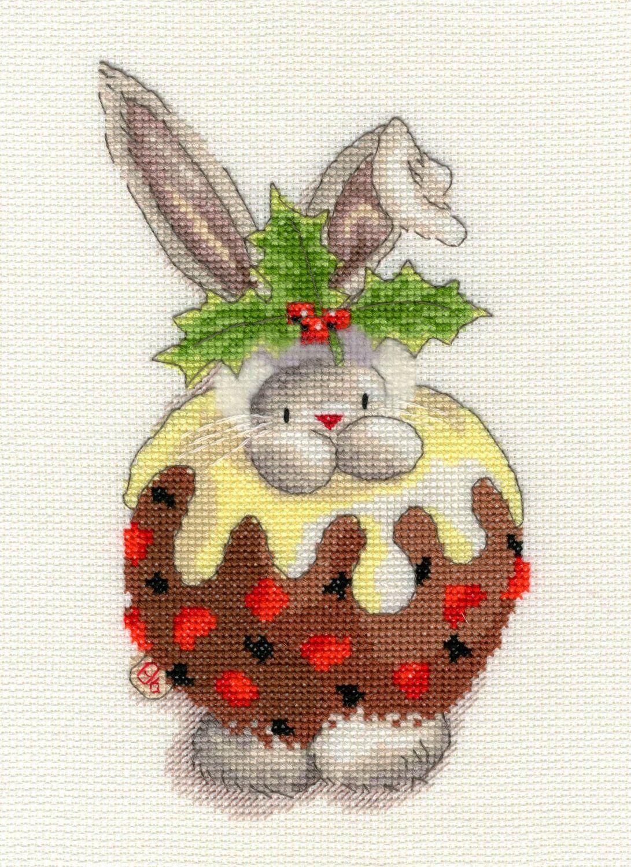 Bothy threads XBB05 embroidery counted cross stitch range - Bebunni - Chris