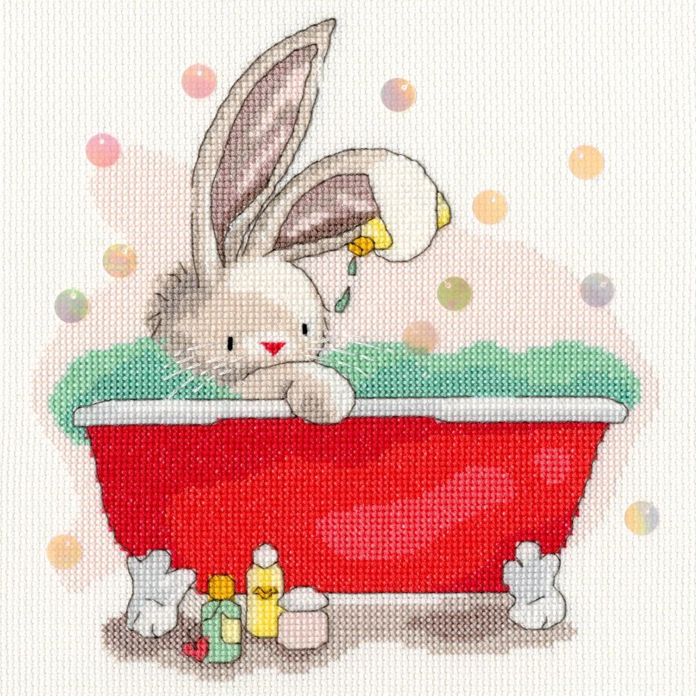 Bothy threads XBB11 embroidery counted cross stitch range - Bebunni - Me Ti