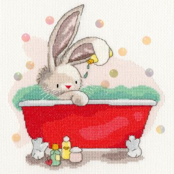 Bothy threads XBB11 embroidery counted cross stitch range - Bebunni - Me Time