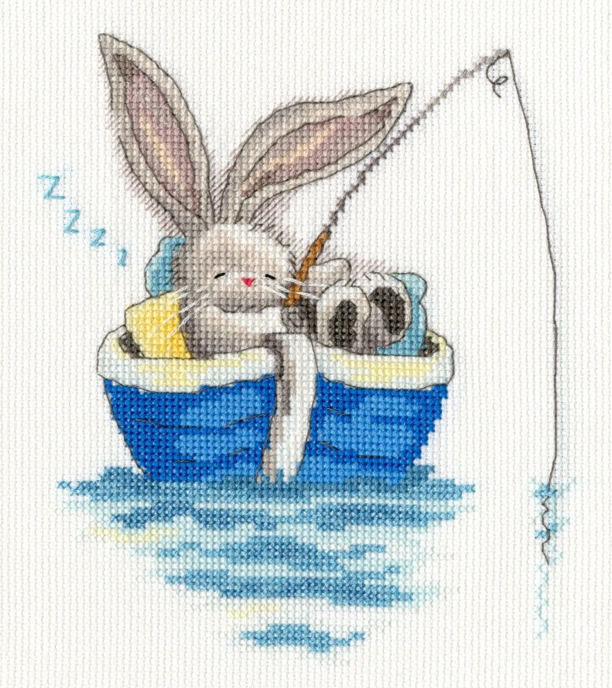 Bothy threads XBB17 embroidery counted cross stitch range - Bebunni - Gone