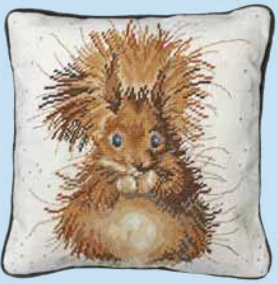 Bothy threads THD14 embroidery Tapestry range - Wrendale Design - The NutCr