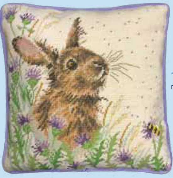 Bothy threads THD30 embroidery Tapestry range - Wrendale Design - The Meado