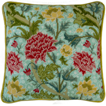 Bothy threads TAC07 embroidery Tapestry range - William Morris - Cray